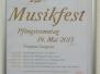 Musikerausflug 2013
